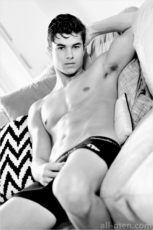Californian hot model Chase Mattson